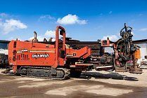 ГНБ установка Ditch Witch JT 4020 All Terrain